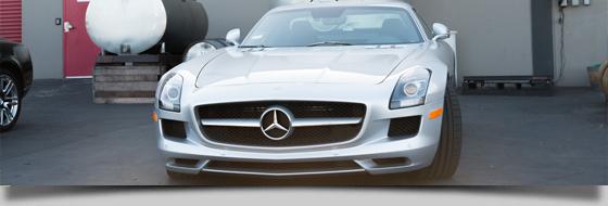 The Club Sportiva SLS AMG front end.jpg