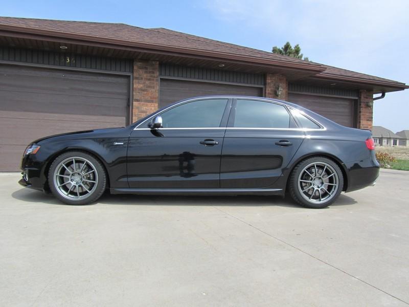 Audi South Florida >> quattroworld.com Forums: 225/45/18 Dunlop Wintersports on 18x8.5 TR motorsports MT1